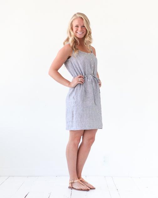 True Bias Southport Dress Pattern