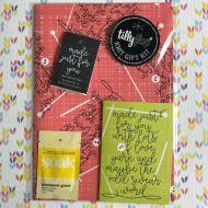 Tilly Flop Designs gift kit - red