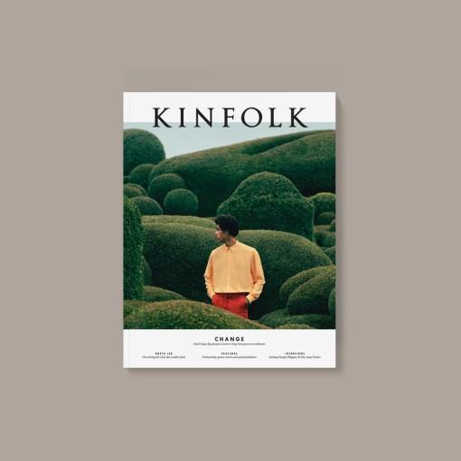 Kinfolk Magazine Issue 35: Change