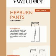 Hepburn pants Wardrobe by me