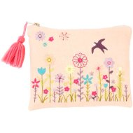 Rico Design - Summer Meadow Pouch Embroidery Kit