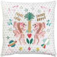 Rico Design- Tiger Cushion Embroidery Kit