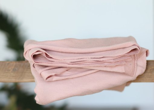 Meet Milk Light Terry Sweat - Powder Pink