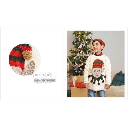 Rico Design Christmas jumper elf