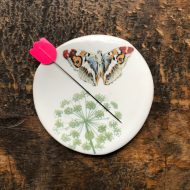 CB Ceramics Porcelain Magnetic Needlekeeper