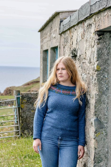 Fair Isle Weekend - Mary Jane Mucklestone sweater