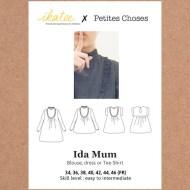 Ikatee Ida Mum sewing pattern