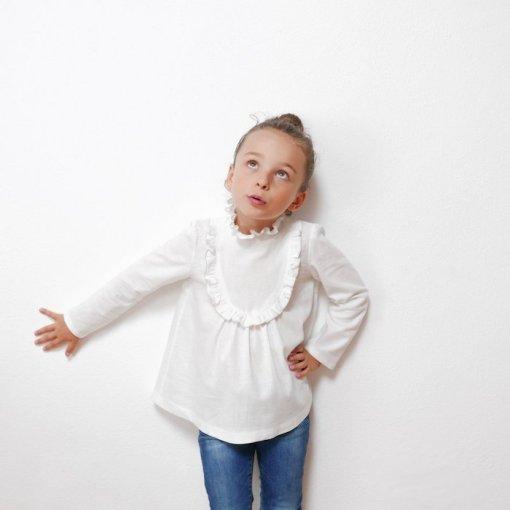ikatee ida kids blouse sewing pattern