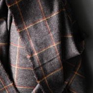 Merchant & Mills Wool - Damson Check