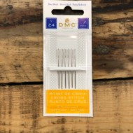 DMC Round Tip Cross Stitch Needles