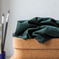 Meet Milk Basic Stretch Jersey- Emerald