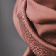 Meet Milk Smooth Drape Twill Old Rose 2
