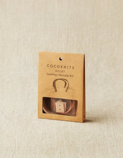 Cocoknits The Leather Handle Kit