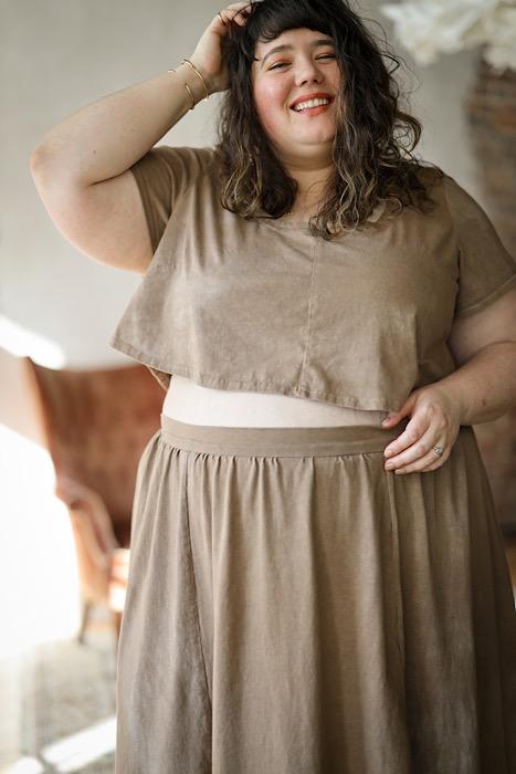 Woolfork top Embody - Jacqueline Cieslak by Pom Pom Press