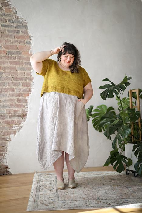 Embody - Jacqueline Cieslak by Pom Pom Press Dress and Deren top