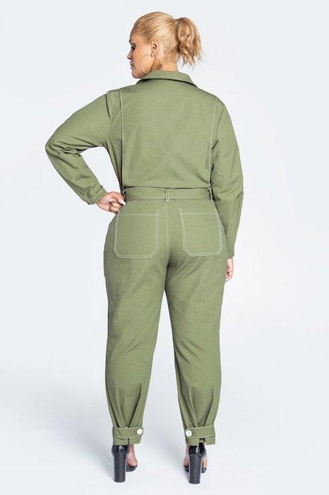Closet Core Blance green back