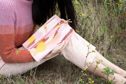 Showcasing bag Making Magazine - No. 11 DAWN