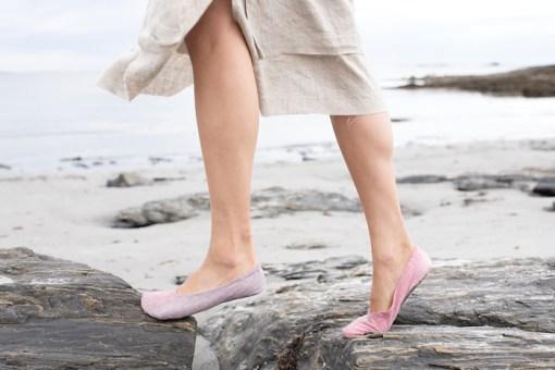 Modeling slippers Making Magazine - No. 11 DAWN
