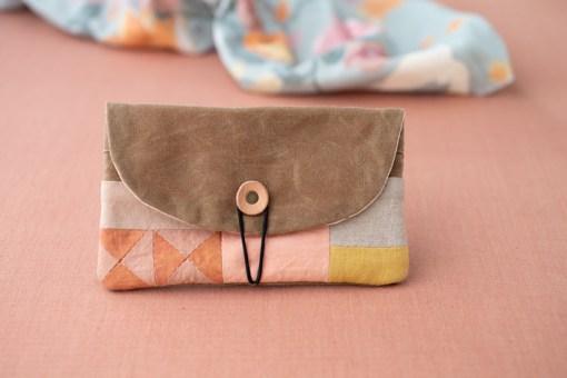 Showcasing wallet bookhou Making Magazine - No. 11 DAWN