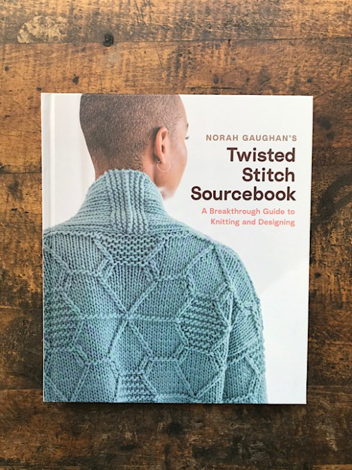 Cover Twisted Stitch Sourcebook - Norah Gaughan