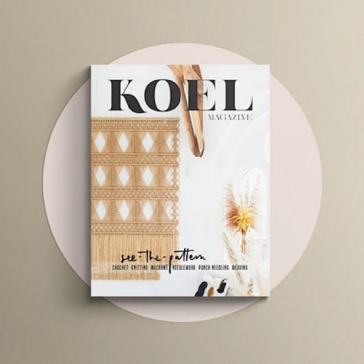 cover flatlay Koel Magazine Issue 11/2021