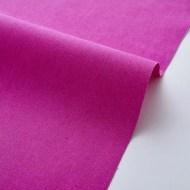 Echino solid canvas fuschia
