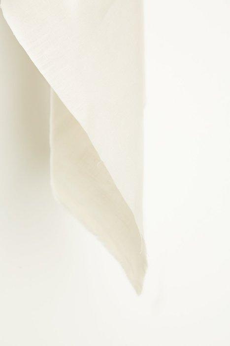 mind the MAKER nisa softened linen creamy white
