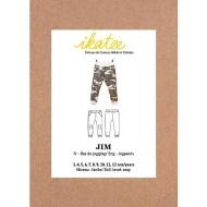Jim Jogpants - Ikatee Paper Sewing Pattern Cover