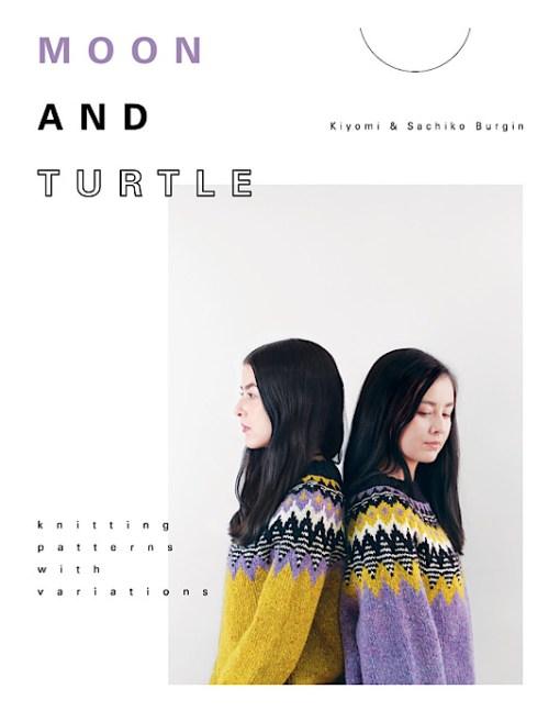 book cover Moon and Turtle - Kiyomi & Sachiko Burgin