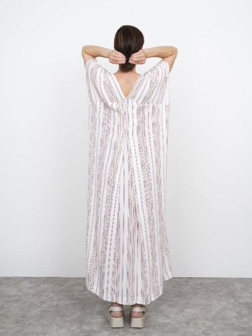 The Assembly Line - Minimalist Kaftan Dress