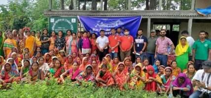 रौतहटका किसानहरुलाई मेगा बैंकको कृषि कर्जा तथा वित्तीय साक्षरता