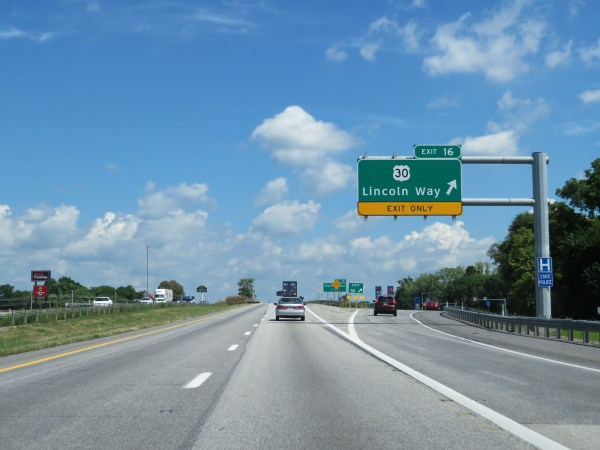Interstate 81 Exits Pennsylvania - Year of Clean Water