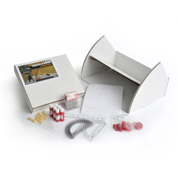Blood Spatter Refill Kit
