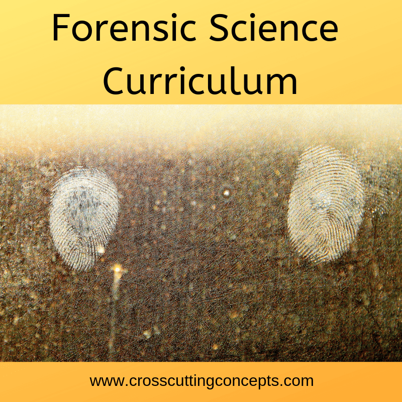 Forensic Science Curriculum