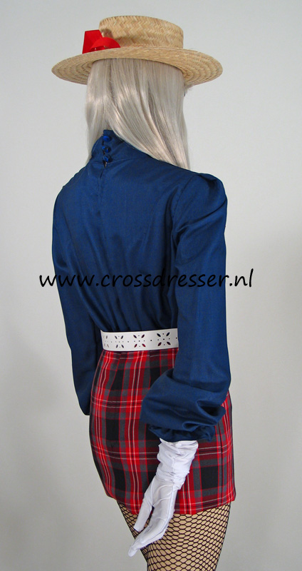 Scottish Schoolgirl Uniform  Sexy School Girls Uniform  Costume by Crossdressernl