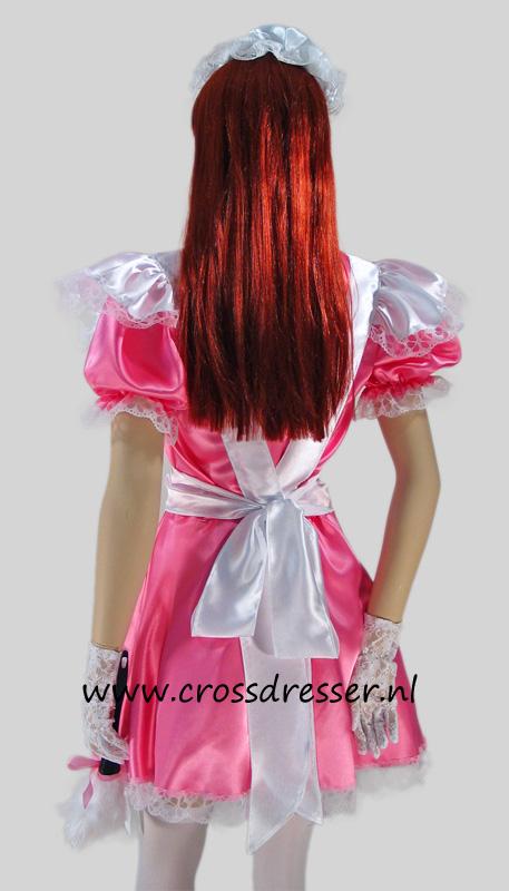 Sissy Maid Pink Dream Costume  Uniform  Sexy Crossdresser Costumes and Uniforms
