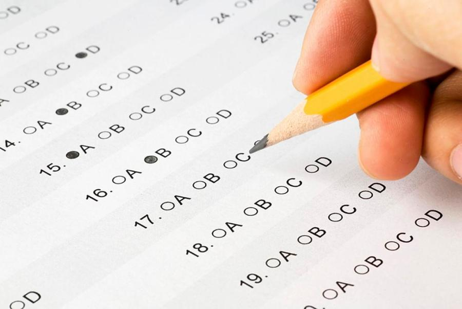 Standardized testing leads to student stress