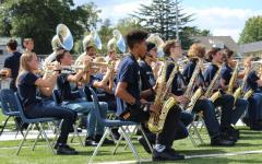 Homecoming Pep Rally: Sept. 15