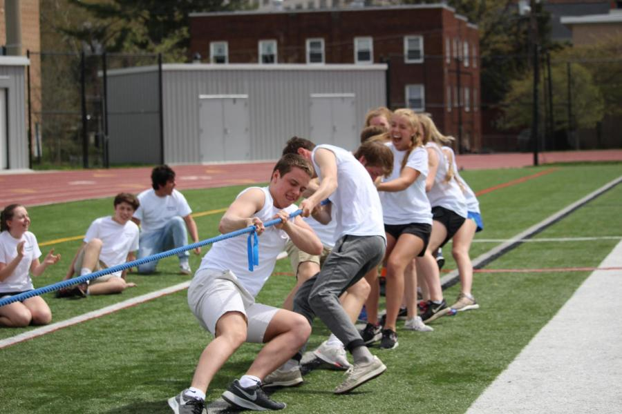 School hosts annual SCA Olympics