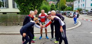 crossfirecoaching, Powerman Zofingen, Team Einlauf