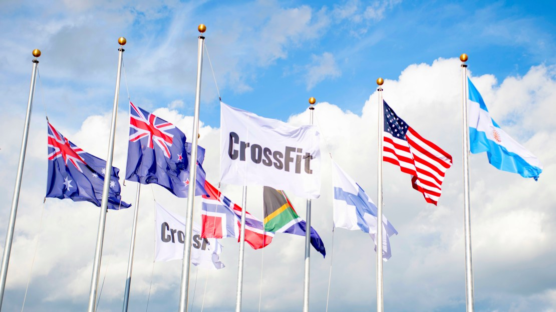 CrossFit | 2020 Sanctionals Season
