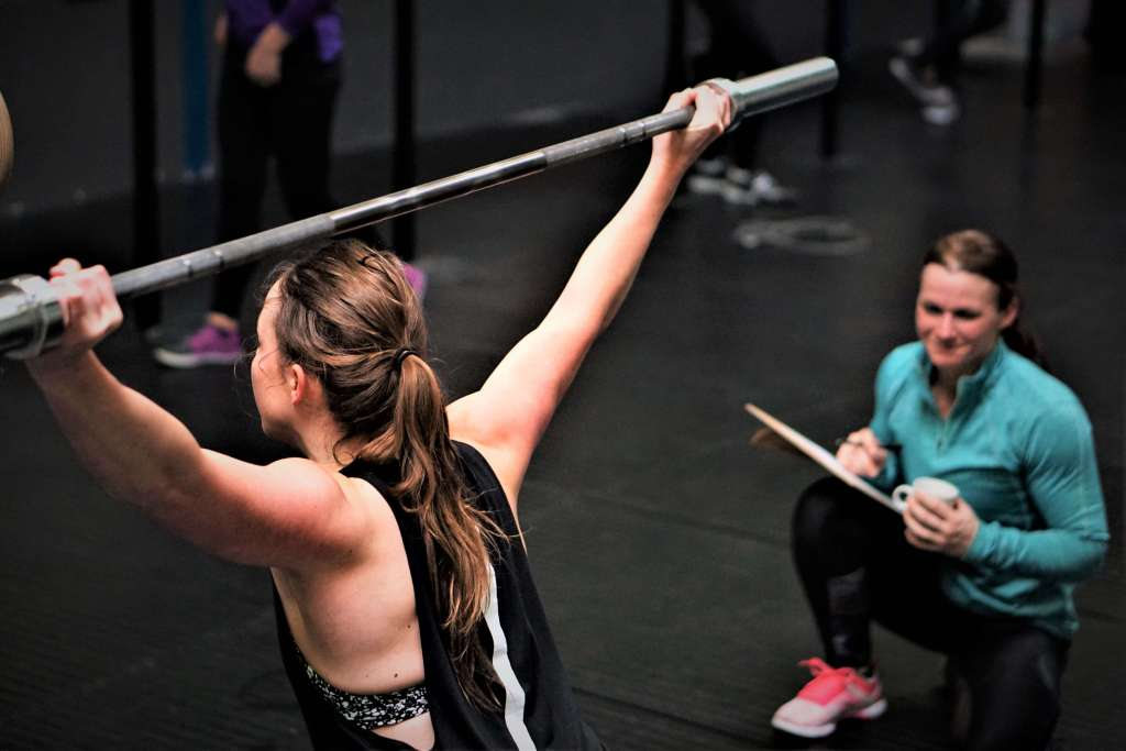 foundation wod crossfit mobiliteit