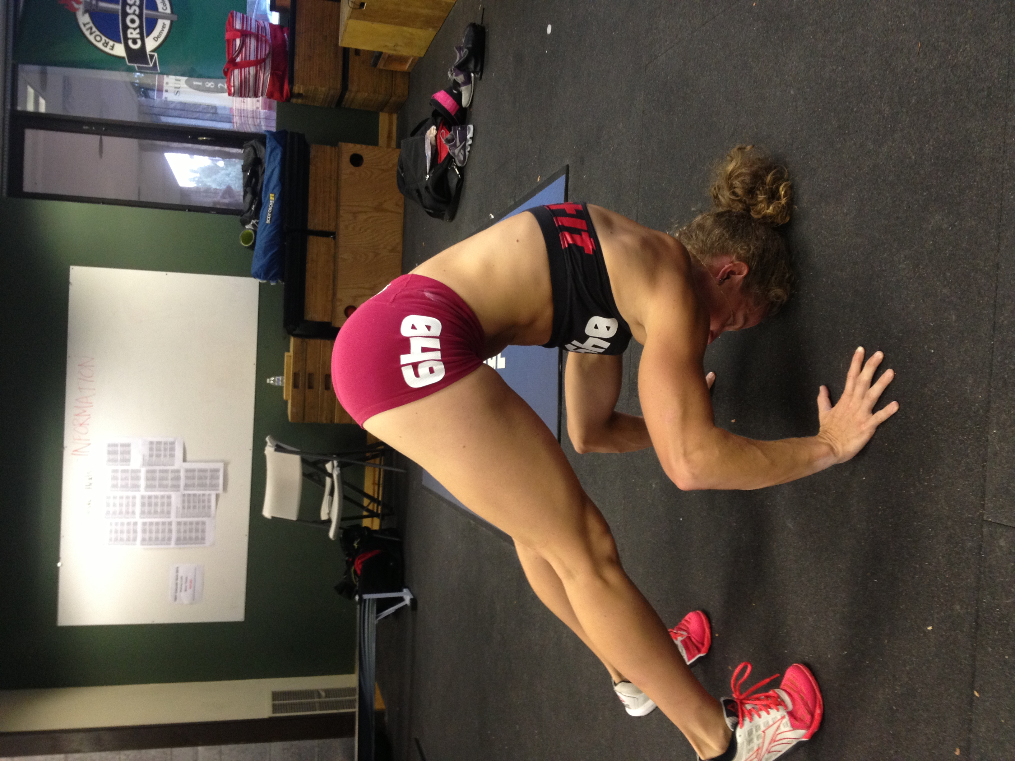 The Kipping Handstand PushUp  Invictus Fitness
