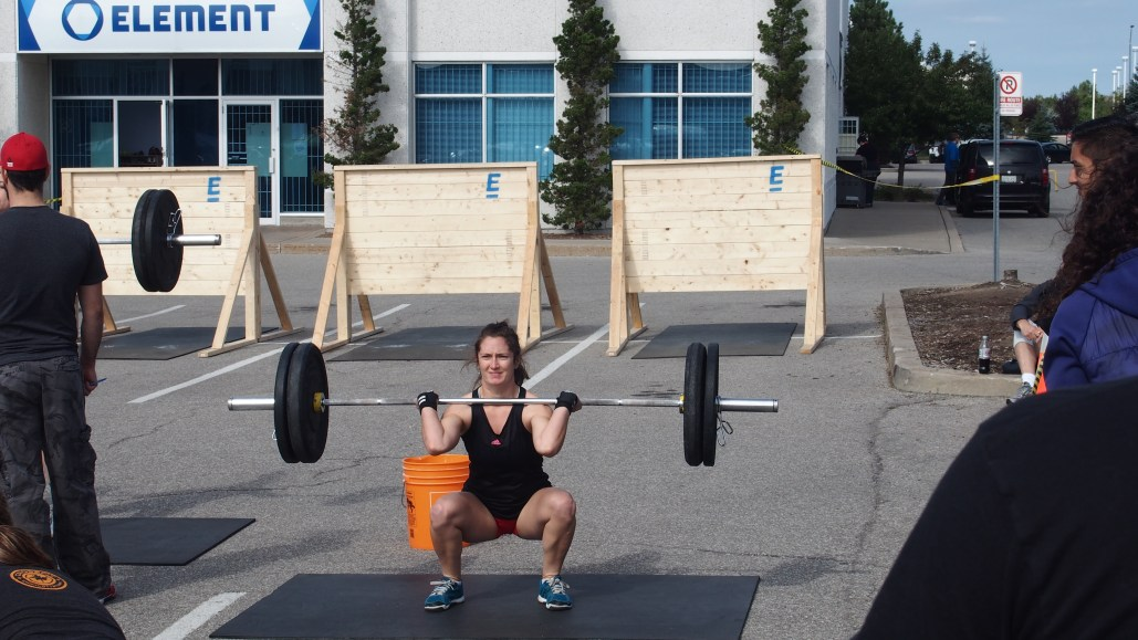 CrossFit Sudbury - Squat Program Day 1 - 05102015 - CrossFit