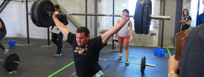 CrossFit Sudbury - Squat Program Day 14 - 23102015