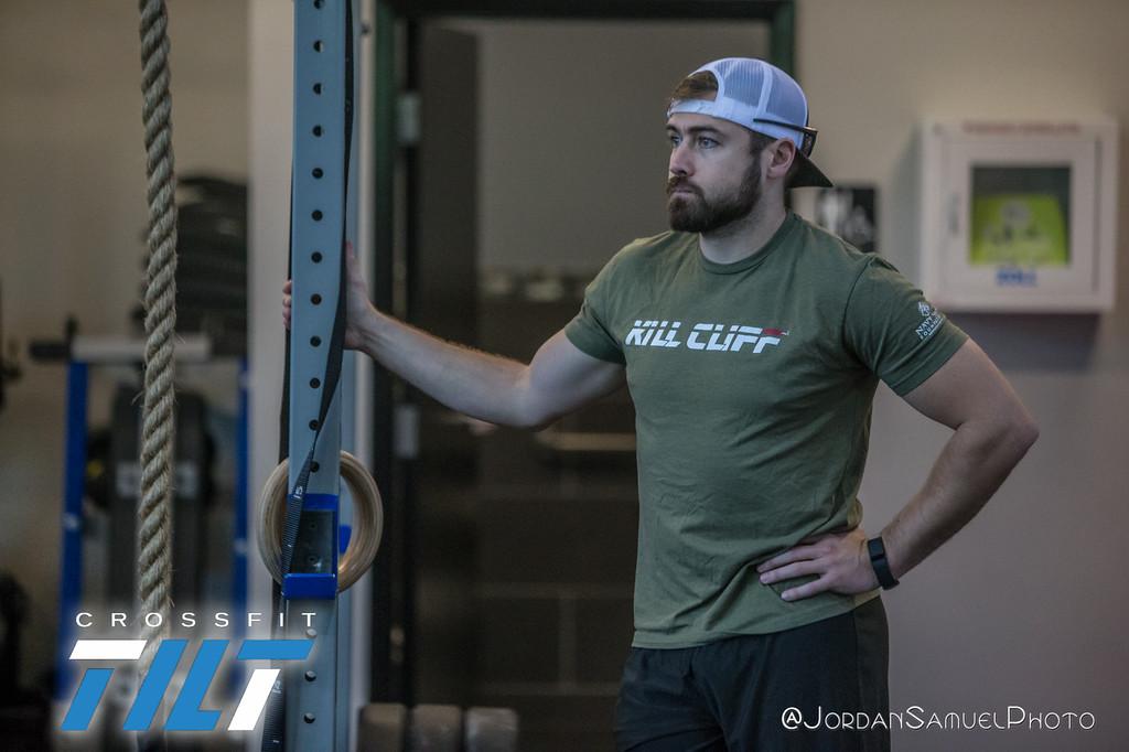 Bres getting caught up admiring someones gains...
