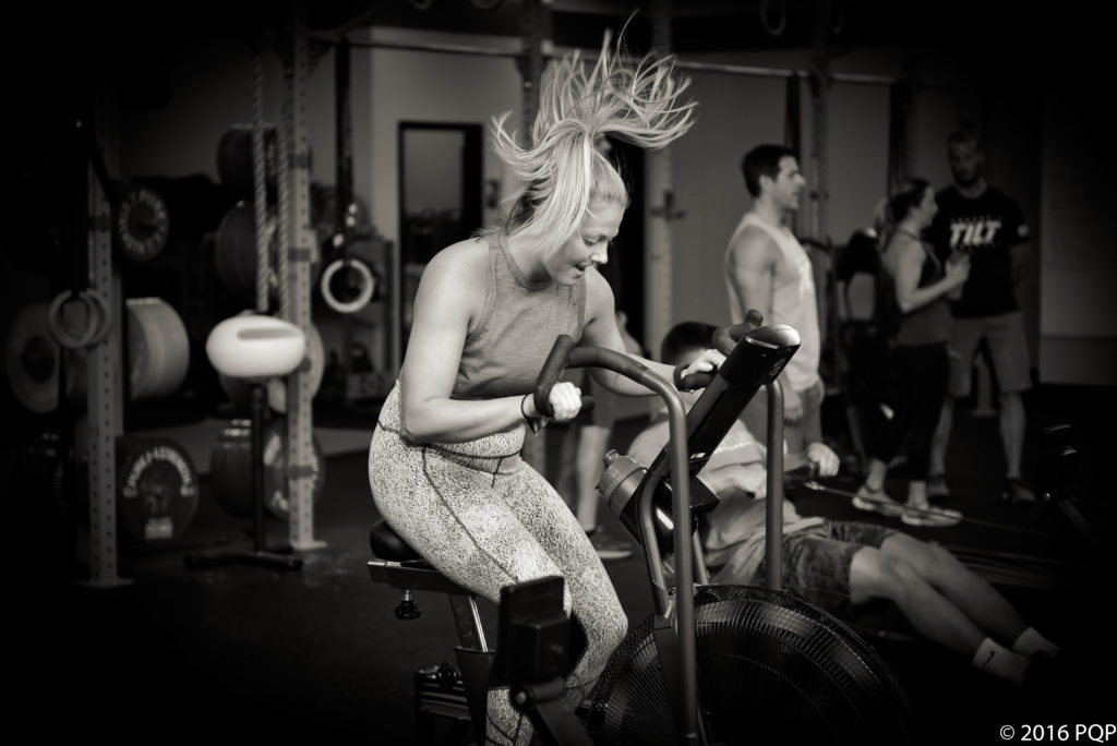 The Airdyne makes you look majestic AF...it's a fact.