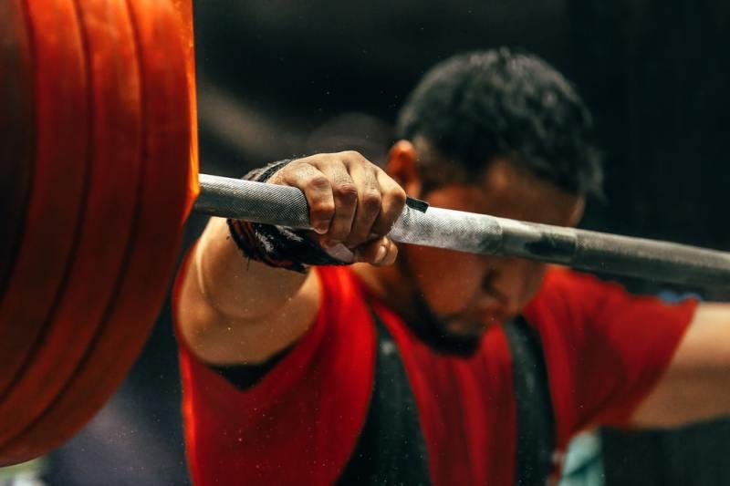 Crossfit y levantamiento de pesas