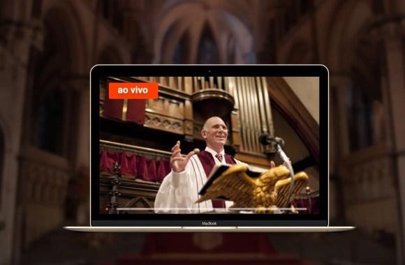 Benefícios da transmissão online para igrejas
