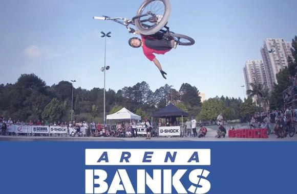 Arena Banks 4 acontece dia 22 de outubro em São Bernardo do Campo